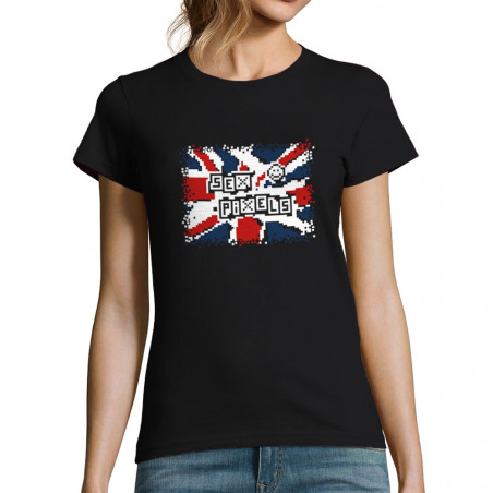 "T-shirt femme ""Sex Pixels"""