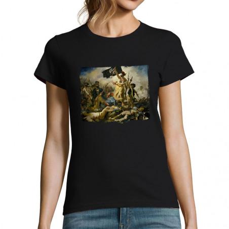 """T-shirt femme """"Viva la..."""