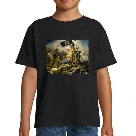 "Tee-shirt enfant ""Viva la..."