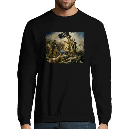 "Sweat-shirt homme ""Viva la..."