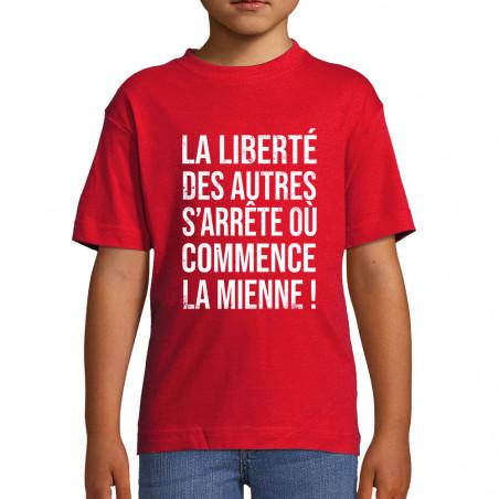 """Tee-shirt enfant """"La..."""