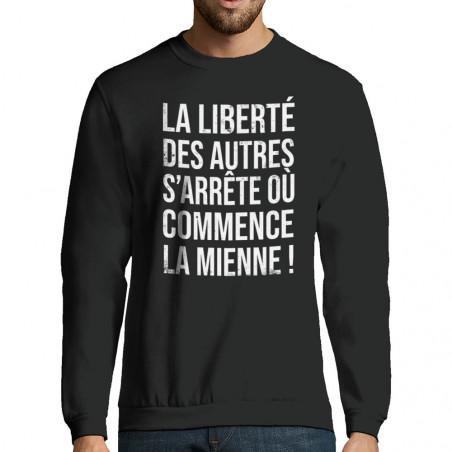 """Sweat-shirt homme """"La..."""
