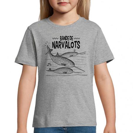"""Tee-shirt enfant """"Bande de..."""