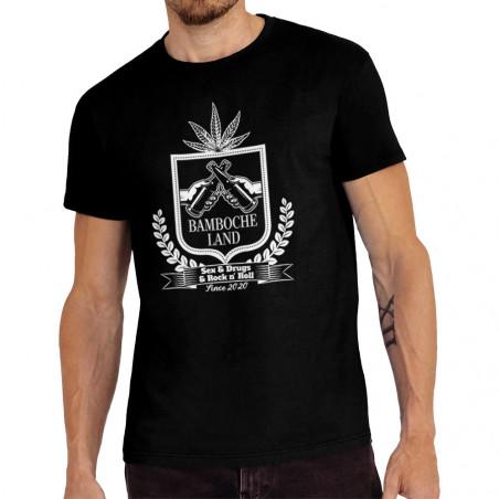 "Tee-shirt homme ""Bamboche..."