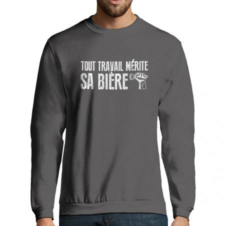 "Sweat-shirt homme ""Tout..."
