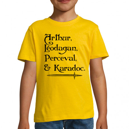 "Tee-shirt enfant ""Arthur..."