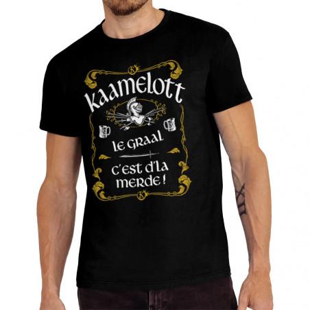 """Tee-shirt homme """"Kaamelott..."""
