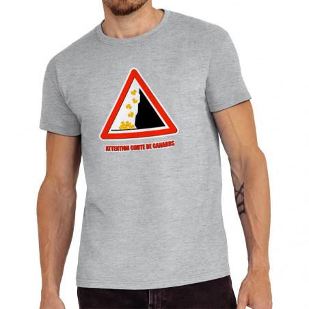 """Tee-shirt homme """"Chute de..."""
