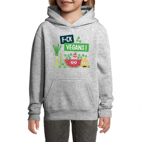 Sweat enfant à capuche...