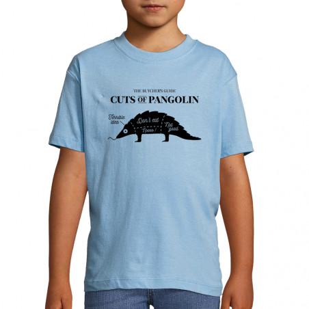 """Tee-shirt enfant """"Pangolin"""""""