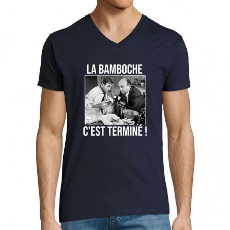 "T-shirt homme col V ""La..."