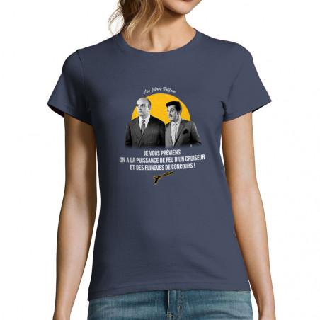 """T-shirt femme """"La puissance..."""