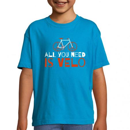 "Tee-shirt enfant ""All you..."