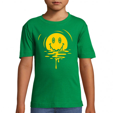 "Tee-shirt enfant ""Sunsmile"""