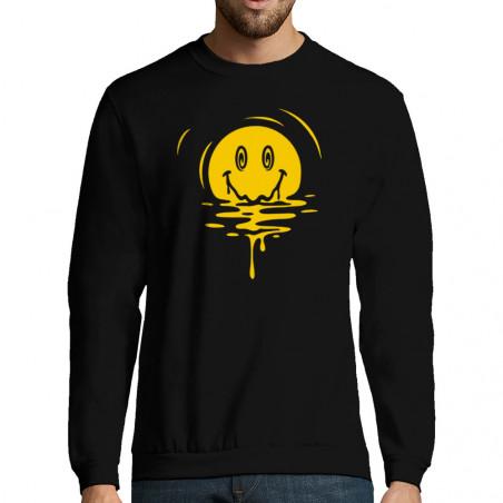 "Sweat-shirt homme ""Sunsmile"""
