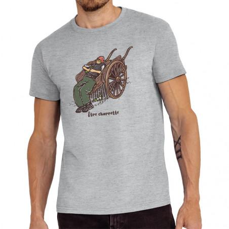"""Tee-shirt homme """"Etre..."""