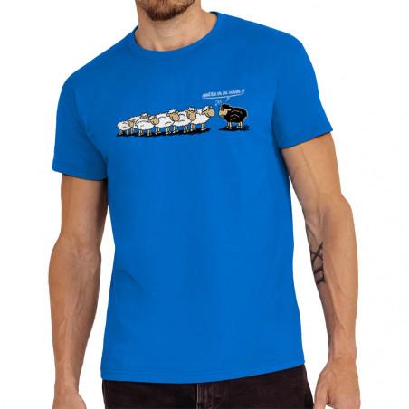 """Tee-shirt homme """"Arrêtez de..."""
