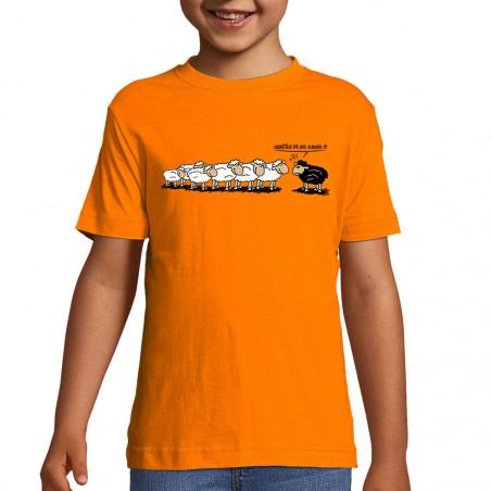 """Tee-shirt enfant """"Arrêtez..."""
