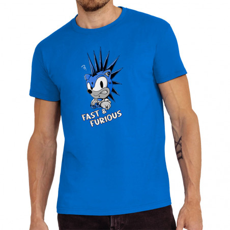 """Tee-shirt homme """"Fast and..."""