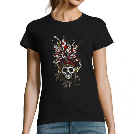 """T-shirt femme """"Arrows Skull..."""