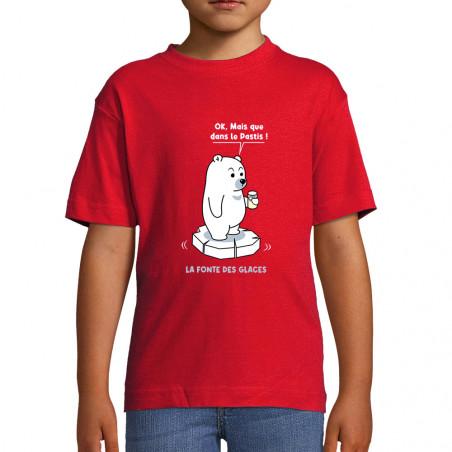 """Tee-shirt enfant """"Fonte des..."""