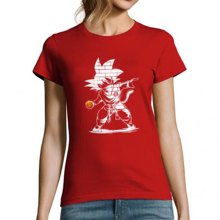 """T-shirt femme """"Dragon Ball..."""