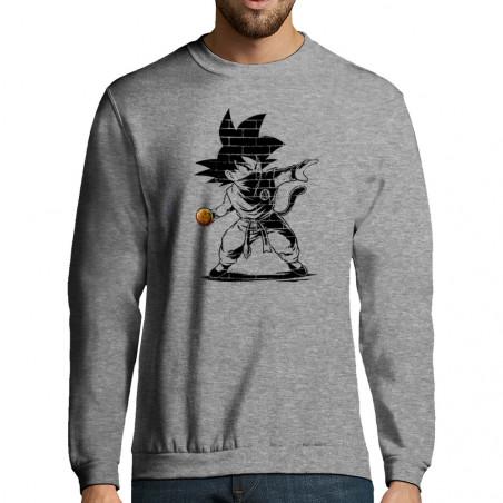 "Sweat-shirt homme ""Dragon..."