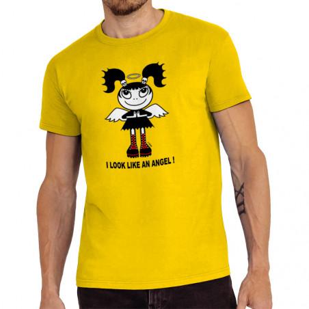 "Tee-shirt homme ""Like an..."