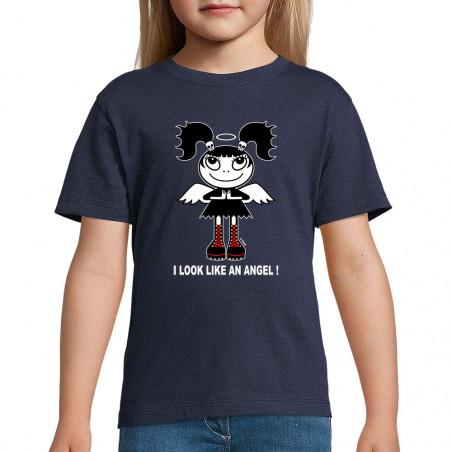 """Tee-shirt enfant """"Like an..."""