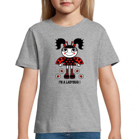 """Tee-shirt enfant """"Ladybug"""""""