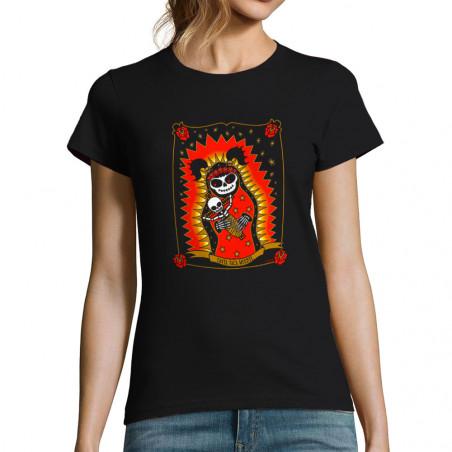 """T-shirt femme """"Santa Muerte"""""""