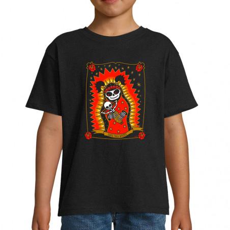 """Tee-shirt enfant """"Santa..."""