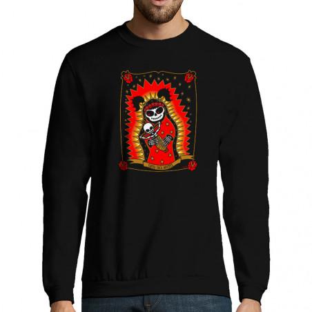 "Sweat-shirt homme ""Santa..."