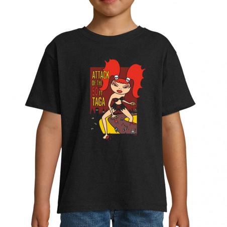 "Tee-shirt enfant ""Attack"""