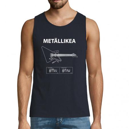 "Débardeur homme ""Metallikea"""