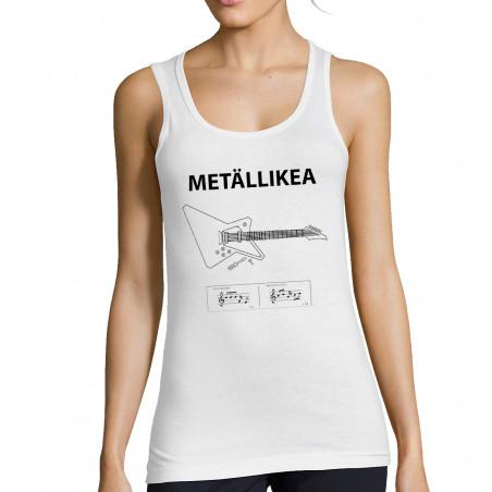 "Débardeur femme ""Metallikea"""