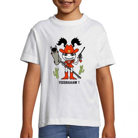 "Tee-shirt enfant ""Yeah"""