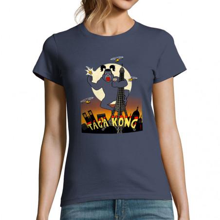 "T-shirt femme ""Taga Kong"""