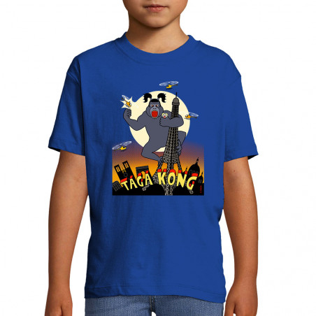 "Tee-shirt enfant ""Taga Kong"""