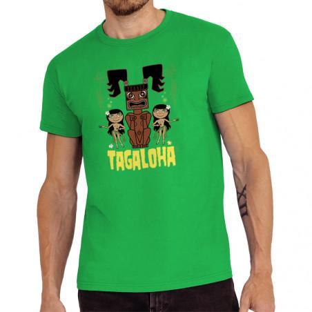 "Tee-shirt homme ""Tagaloha"""