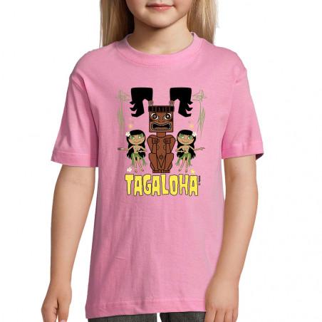 "Tee-shirt enfant ""Tagaloha"""