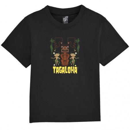 """Tee-shirt bébé """"Tagaloha"""""""