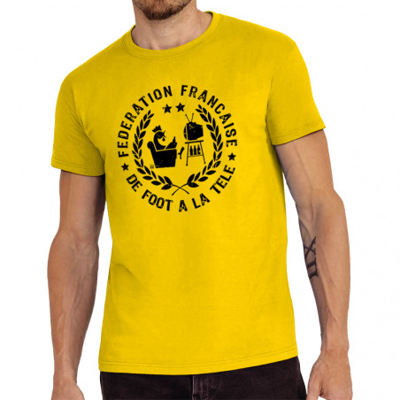 "Tee-shirt homme ""Fédération..."