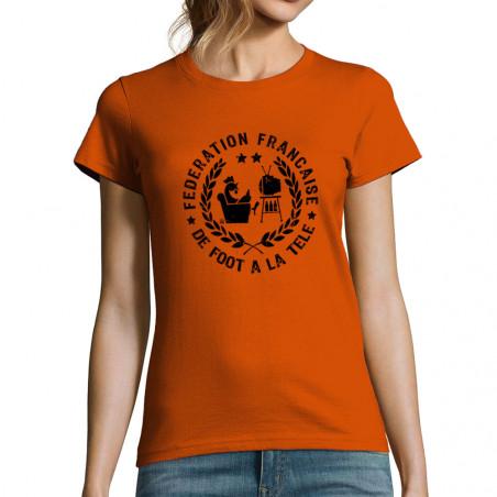 "T-shirt femme ""Fédération..."