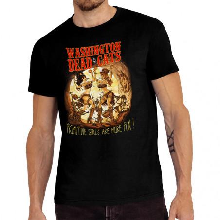 "Tee-shirt homme ""Primitive..."