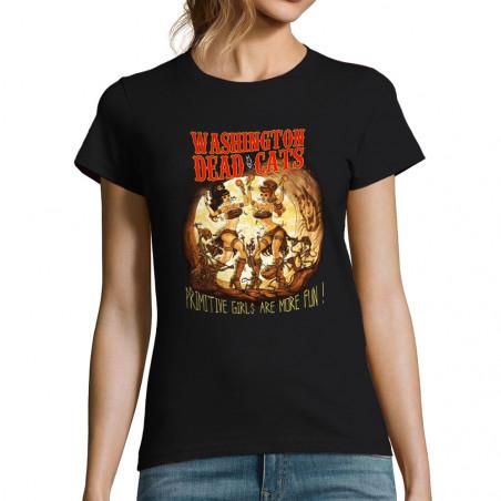 """T-shirt femme """"Primitive..."""