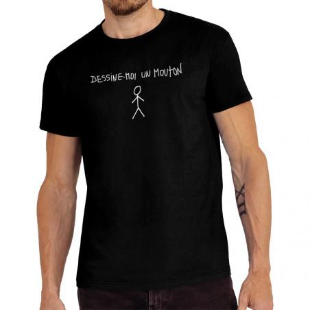 "Tee-shirt homme ""Dessine..."
