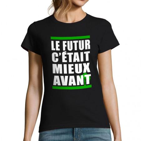 """T-shirt femme """"Le futur arbre"""""""