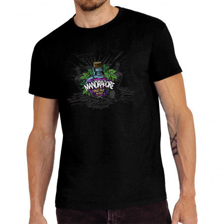 "Tee-shirt homme ""Mandragore"""