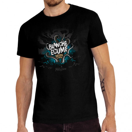 """Tee-shirt homme """"Blanche..."""
